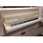 Piano d'occasion YAMAHA ivoire
